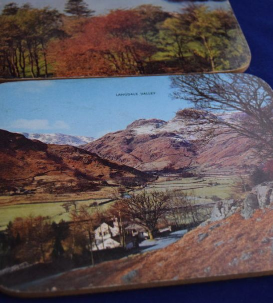 Lake district place mats