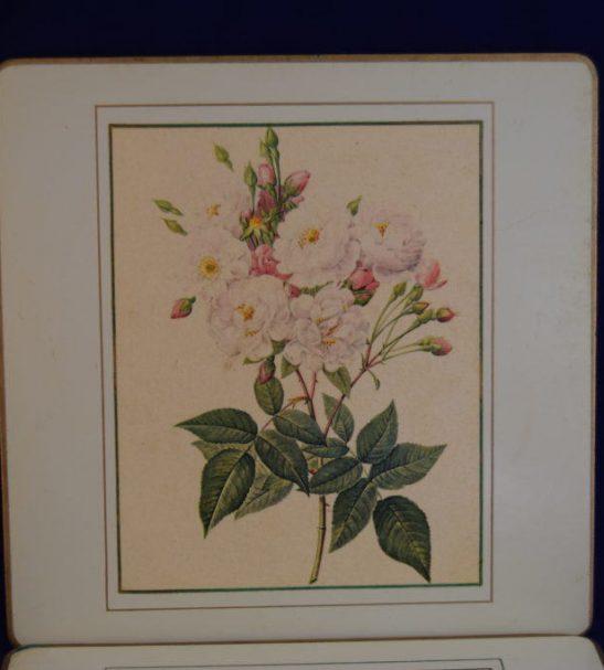 Antiques Online Vintage-Flower-Place-Mats-4 Vintage Flower place mats